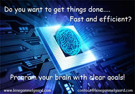 Hjerne Get things done