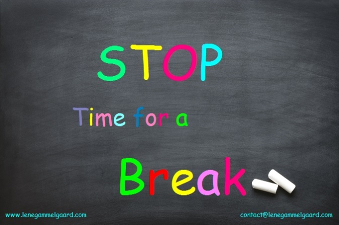 Stop -Break Time